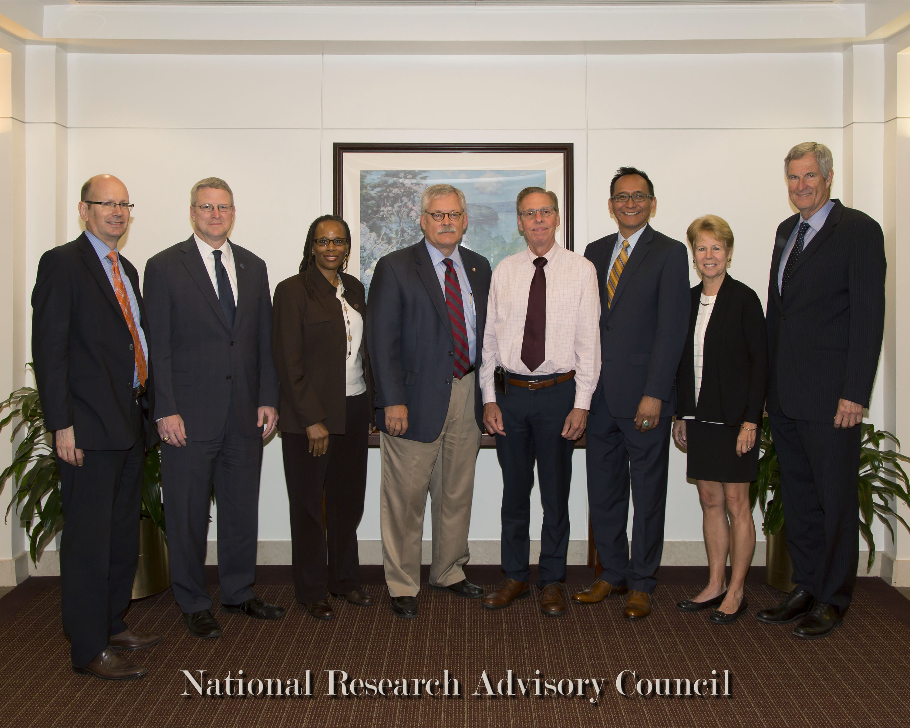 National Research Advisory Council - Advisory Committee ...