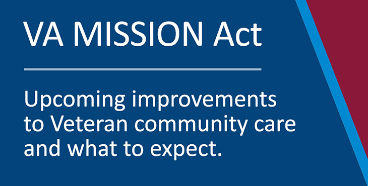 VA MISSION Act: What is the latest on community care?