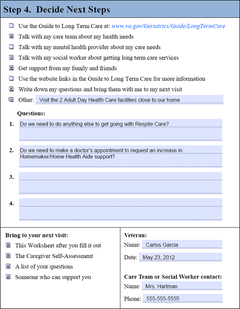 Decision Making Worksheets - Templates and Worksheets