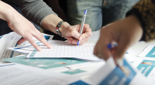 Enrollment Application Figures