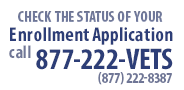 Enrollment Status Call 1-877-222-8387