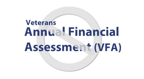 Veterans Financial Assessment