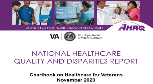 Chartbook on Healthcare for Veterans