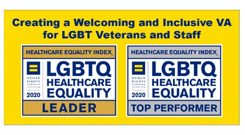 98 VA medical centers recognized for LGBTQ equality