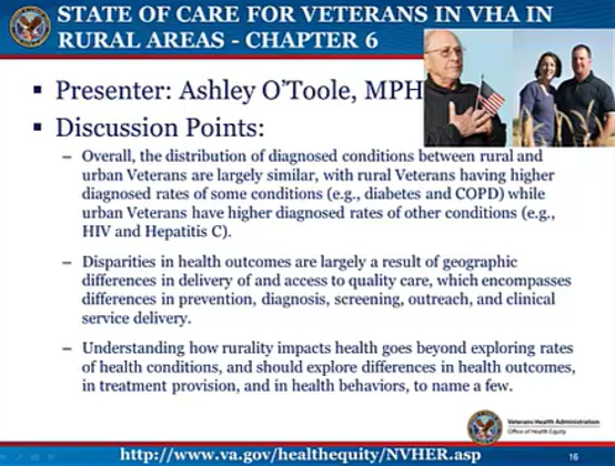 Race/Ethnicity Data Collection in the Veterans Health Administration