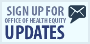 Sign up for OHE updates