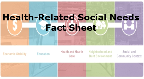 Identifying and Addressing Health-Related Social Needs Among Veterans Fact Sheet