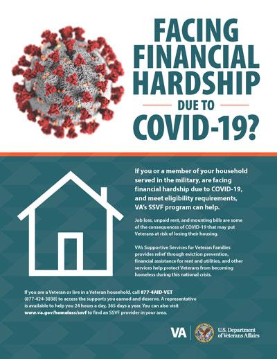 SSVF COVID-19 Fact Sheet