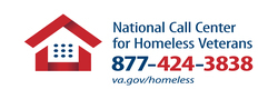 image for the national call center for homeless veterans
