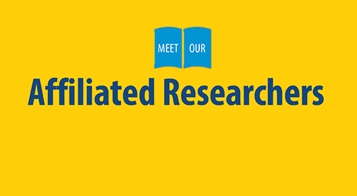 Meet our affiliated researchers