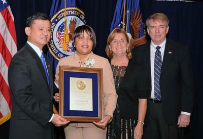 2009 Va Secretary S Award Winners Office Of Nursing