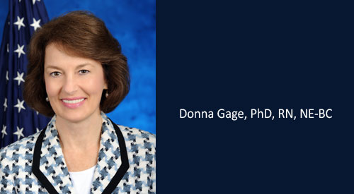 Donna Gage, Chief Nursing Officer