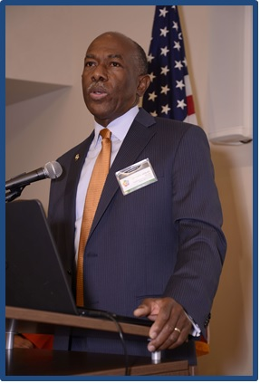 James E.K. Hildreth, PhD, MD, President & CEO Meharry Medical College