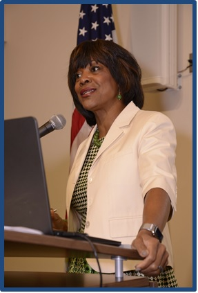 Valerie Montgomery Rice, MD, President and Dean, Morehouse School of Medicine