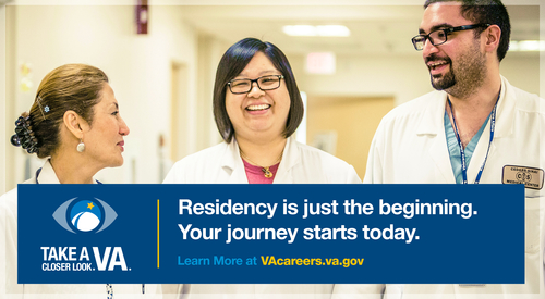 Take a closer look at VA for career opportunities