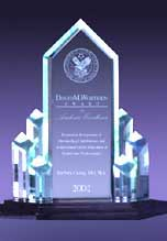 David M. Worthen Award