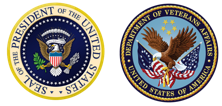 Seal President of the United States, Seal U.S. Department of Veterans Affairs