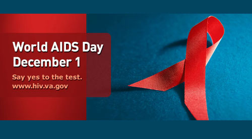 HIV/AIDS awareness monthly campaign for December