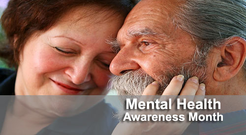 mental health awareness monthly campaign for May