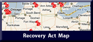 Recovery Act Button
