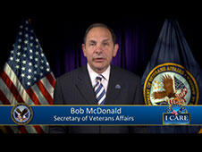 Secretary McDonald video