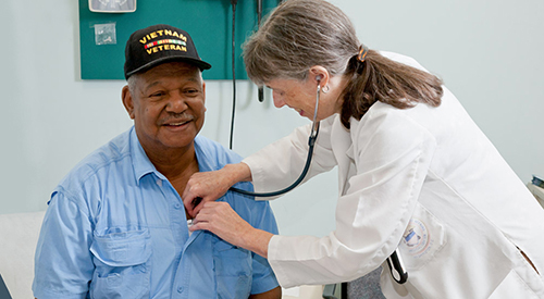 Information Sharing is Essential to Veterans' Health