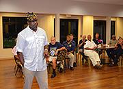 Image of Jerry, one of VA's Whole Health Peer Facilitators