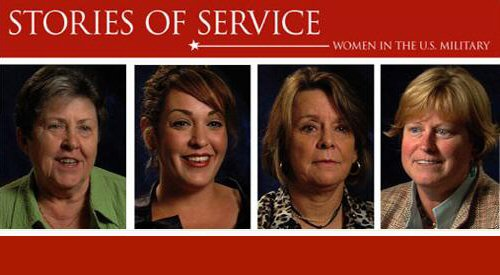 Photo of 6 Women Veterans