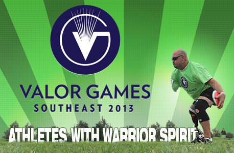 Valor Games Southeast logo