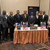 Alpha Phi Alpha General Convention | July 2019 | Dennis May and Alpha Phi Alpha Fraternity Brothers at the Alpha Phi Alpha General Convention