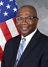 Portrait of Cyril O. Ekeh, MHA, VHA-CM
