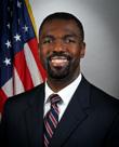 Portrait of Kendrick D. Brown
