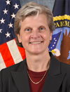 Portrait of Dr. Elizabeth Brill