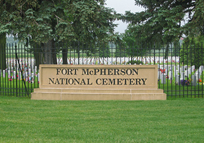 Picture of Fort McPherson National Cemetery