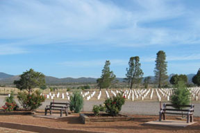 Picture of Fort Bayard National Cemetery