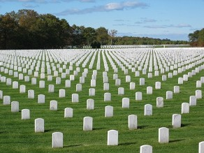 Picture of Calverton National Cemetery