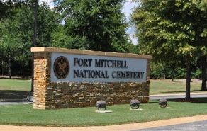 Picture of Fort Mitchell National Cemetery