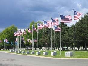 Picture of Fort Snelling National Cemetery