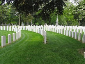 Picture of Lexington National Cemetery