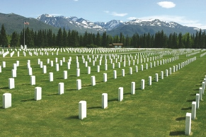 Picture of Fort Richardson National Cemetery