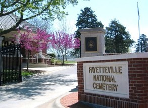 Picture of Fayetteville National Cemetery