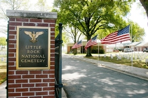 Picture of Little Rock National Cemetery