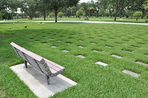 Picture of Bay Pines National Cemetery