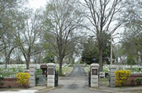 Picture of Corinth National Cemetery