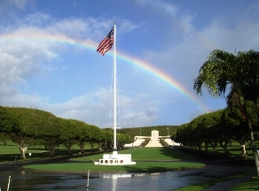Picture of National Memorial Cemetery of the Pacific