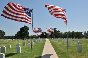 Picture of Fort Gibson National Cemetery