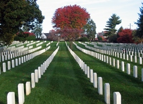 Picture of Philadelphia National Cemetery