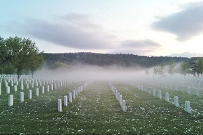 Picture of Black Hills National Cemetery