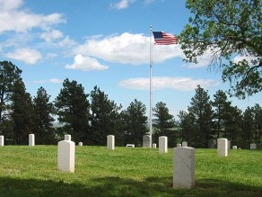 Picture of Fort Meade National Cemetery