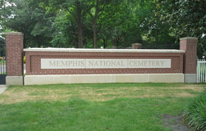 Picture of Memphis National Cemetery